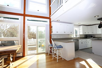 Brewster Cape Cod vacation rental - Kitchen/Dining Room