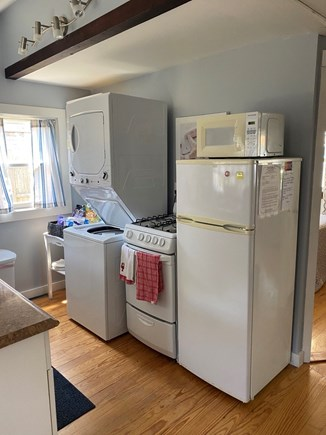West Yarmouth Cape Cod vacation rental - Kitchen w/ washer dryer