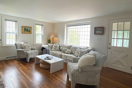 Osterville Cape Cod vacation rental - Nicely furnished Living Room.