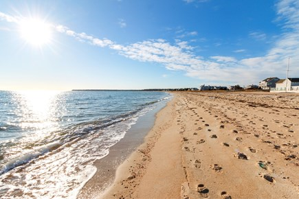 Osterville Cape Cod vacation rental - Enjoy the ever changing, stunning skyline of Craigville Beach.
