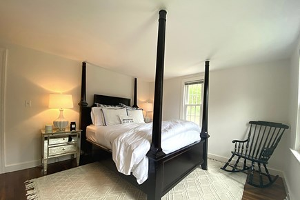 Osterville Cape Cod vacation rental - Main bedroom, sleeps 2.