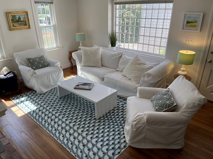 Osterville Cape Cod vacation rental - Living room