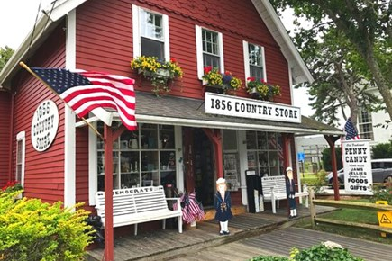 Osterville Cape Cod vacation rental - 1856 Country Store known for its historic building & penny candy.