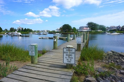 Osterville Cape Cod vacation rental - Dan McCarthy Town Landing is nearby. Bring your kayak.