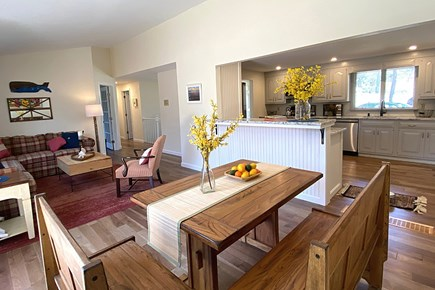 South Yarmouth Cape Cod vacation rental - Dining Area.