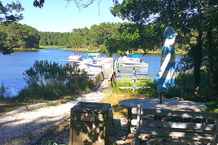 South Yarmouth Cape Cod vacation rental - Drop Your Kayak into Bass River at Neighborhood Boat Launch.