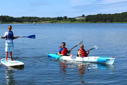 South Yarmouth Cape Cod vacation rental - Bass River is One of the Best Places on Cape Cod to Kayak!