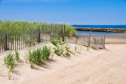 South Yarmouth Cape Cod vacation rental - Several Beaches to Choose from in nearby Dennis.