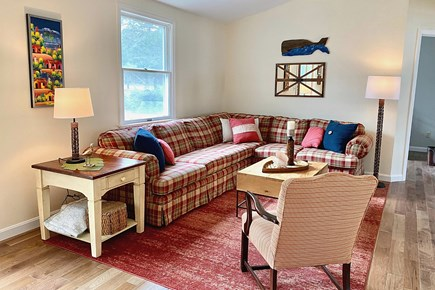 South Yarmouth Cape Cod vacation rental - Living Room.