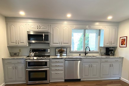 South Yarmouth Cape Cod vacation rental - Recently Renovated Kitchen.