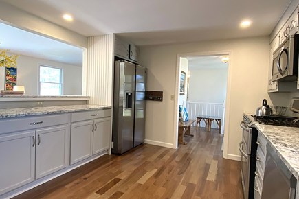 South Yarmouth Cape Cod vacation rental - Spacious Kitchen.