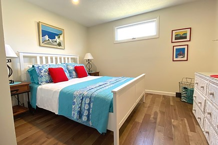 South Yarmouth Cape Cod vacation rental - Main Bedroom Suite.