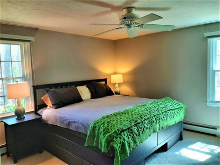 West Yarmouth Cape Cod vacation rental - Master with king bed