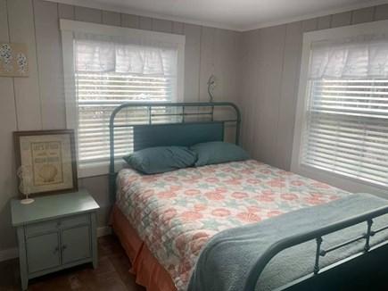 Dennisport Cape Cod vacation rental - Bedroom #2 - Queen size bed with dresser
