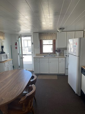Dennis Cape Cod vacation rental - A full kitchen to prepare your beach time meals.