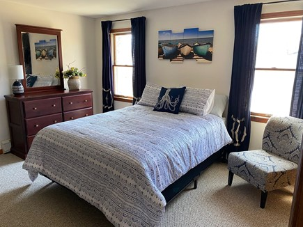 Falmouth Cape Cod vacation rental - Queen bed - upstairs