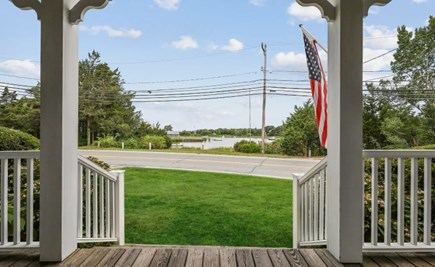 West Falmouth Cape Cod vacation rental - Daily View