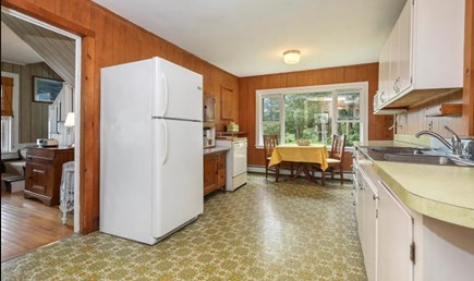 West Falmouth Cape Cod vacation rental - Kitchen (under reno)
