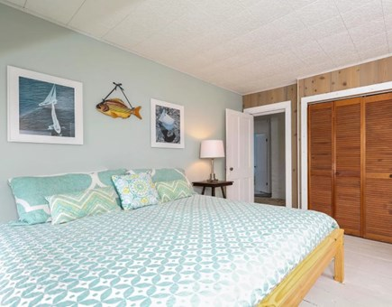 West Falmouth Cape Cod vacation rental - Bedroom 1- King