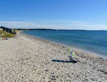 West Falmouth Cape Cod vacation rental - Chapaquoit Beach - just 1 mile away