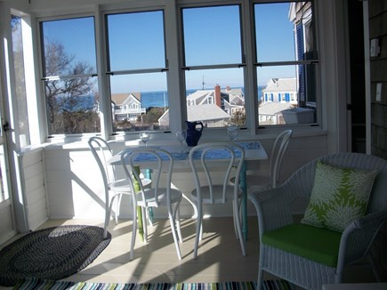 Dennis Cape Cod vacation rental - Cute table for morning coffee