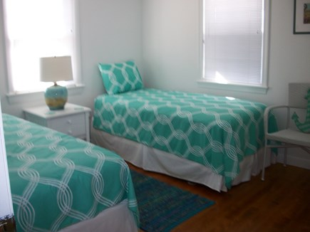 Dennis Cape Cod vacation rental - Bedroom 2 with two twin beds