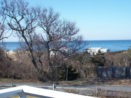 Dennis Cape Cod vacation rental - Sit on your deck and look at the ocean