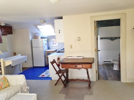 Falmouth, Woods Hole Village Cape Cod vacation rental - Kitchen and bath