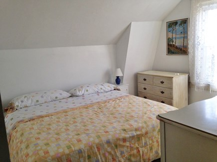 Falmouth, Woods Hole Village Cape Cod vacation rental - King bed