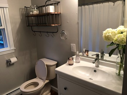 East Falmouth Cape Cod vacation rental - Powder Room