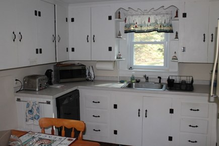 Eastham, Thumpertown - 228 Cape Cod vacation rental - Kitchen