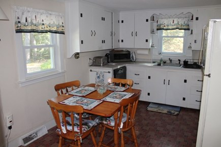 Eastham, Thumpertown - 228 Cape Cod vacation rental - Kitchen/Dining