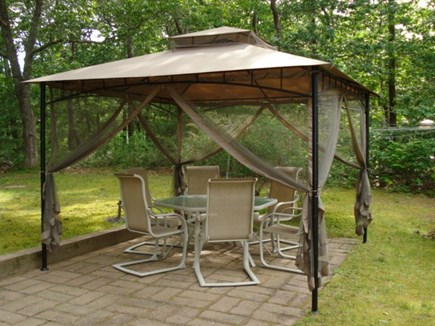Eastham, Thumpertown - 228 Cape Cod vacation rental - Outdoor seating area
