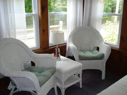 Eastham, Thumpertown - 228 Cape Cod vacation rental - Seating area