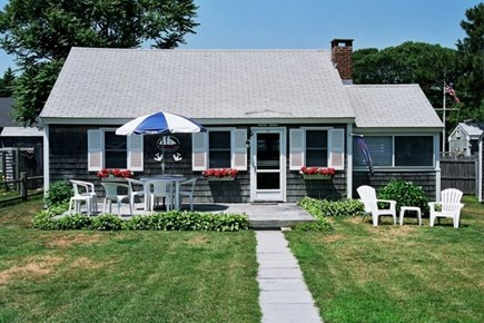 Dennis Port Cape Cod vacation rental - Front of 13 Beach Hills Rd