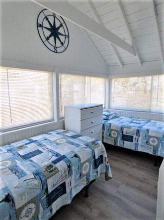 Dennis Port Cape Cod vacation rental - Bedroom on porch area