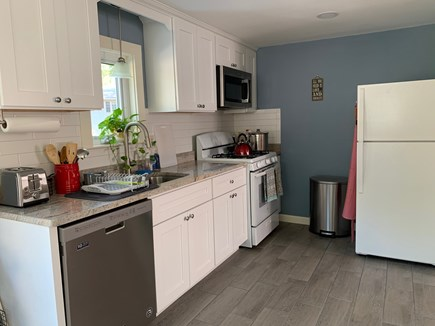 South Dennis Cape Cod vacation rental - Brand new sun-filled Kitchen- renovated in 2020!
