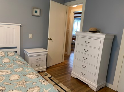 South Dennis Cape Cod vacation rental - Freshly painted master bedroom