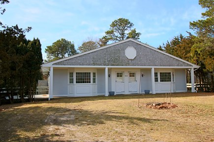Dennis Cape Cod vacation rental - Front (Left is Unit A, Right is Unit B)