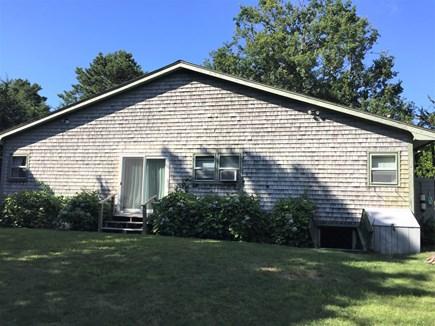 Dennis Cape Cod vacation rental - Rear of Building
