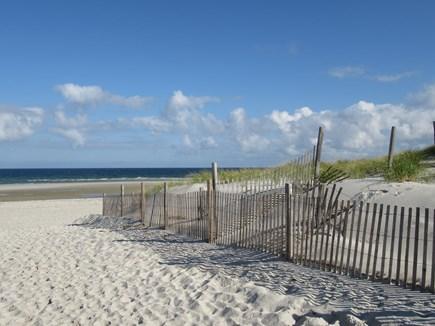 Dennis Cape Cod vacation rental - Mayflower Beach just a half mile away