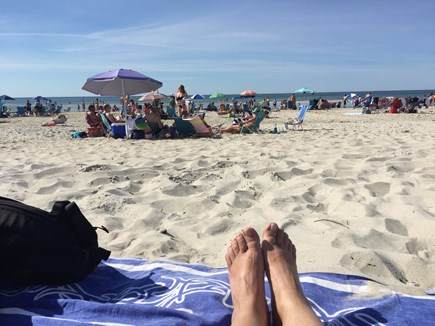 Dennis Cape Cod vacation rental - View at Bayview Beach