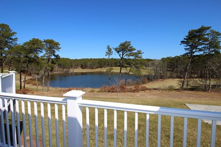 East Dennis Cape Cod vacation rental - View from Deck