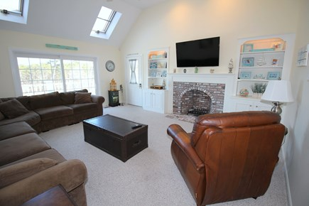 East Dennis Cape Cod vacation rental - Great Room