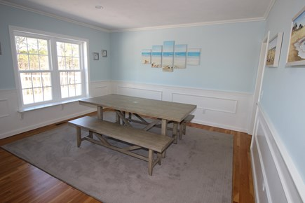 East Dennis Cape Cod vacation rental - Dining Room