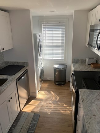 Barnstable Cape Cod vacation rental - Kitchen also has washer and dryer