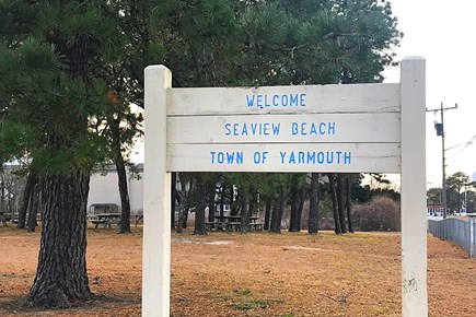 South Yarmouth Cape Cod vacation rental - Seaview Beach