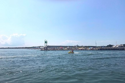 South Yarmouth Cape Cod vacation rental - Water fun