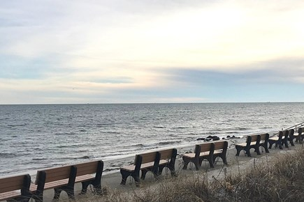 South Yarmouth Cape Cod vacation rental - Relax and watch the waves