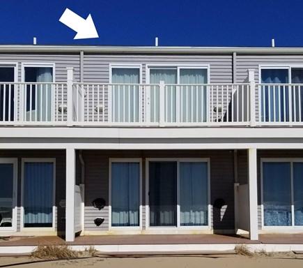 Truro Cape Cod vacation rental - Second floor unit with balcony